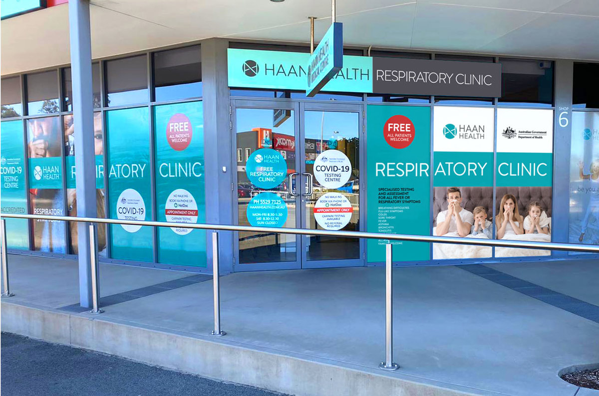 Haan-clinic-shopfront